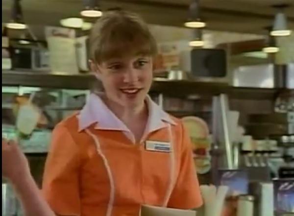 amanda waitress