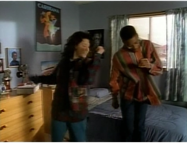 troy and busy dancing